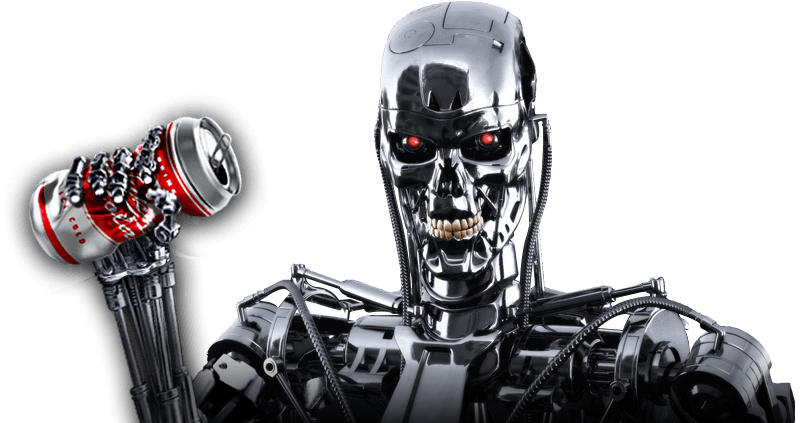 DIY Animatronic Terminator T-800 Endo Skull Build (ALL METAL)