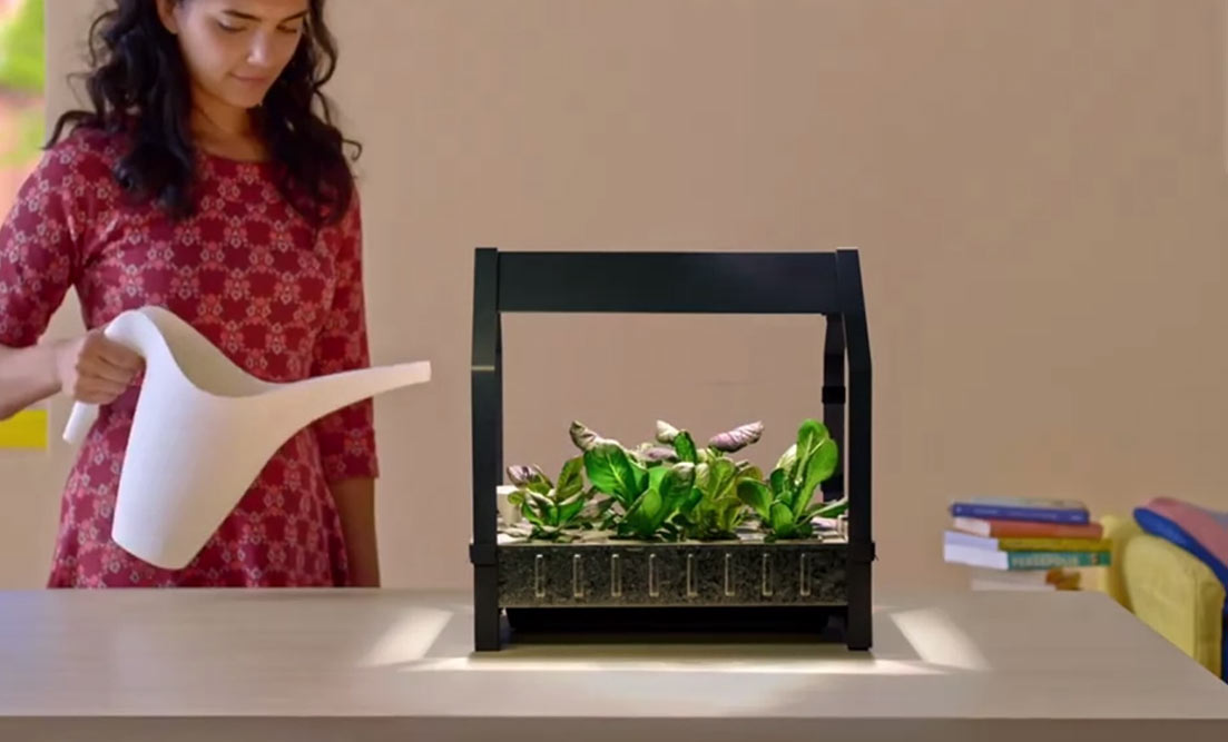 Ikea Launches Their Own Version Of A Diy Hydroponic Herb Garden